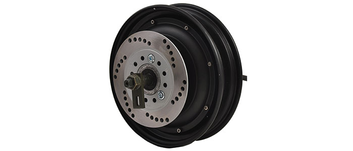 10 inch scooter motor