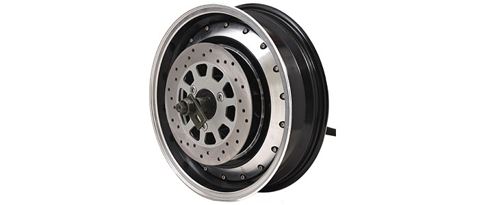 13inch 1500w scooter motor