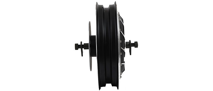 14 inch 8000w scooter motor