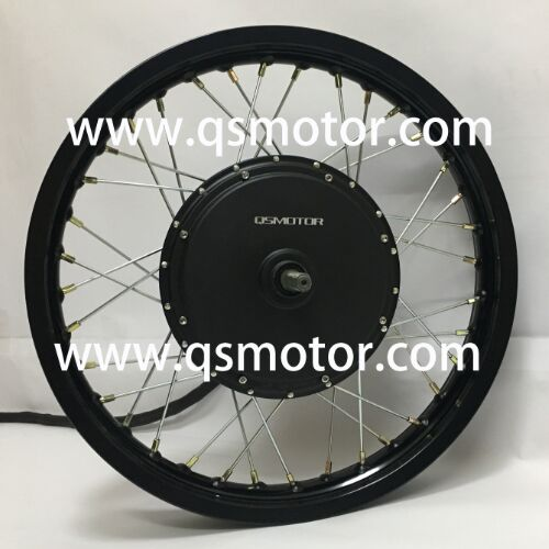 3000w bicycle motor with rim