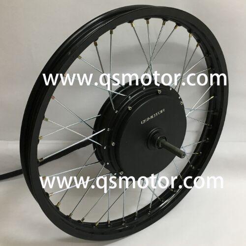 3000w bicycle motor with hub