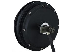spoke motor