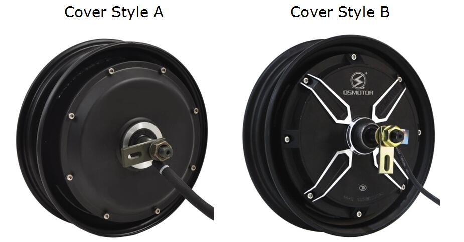 10inch scooter motor