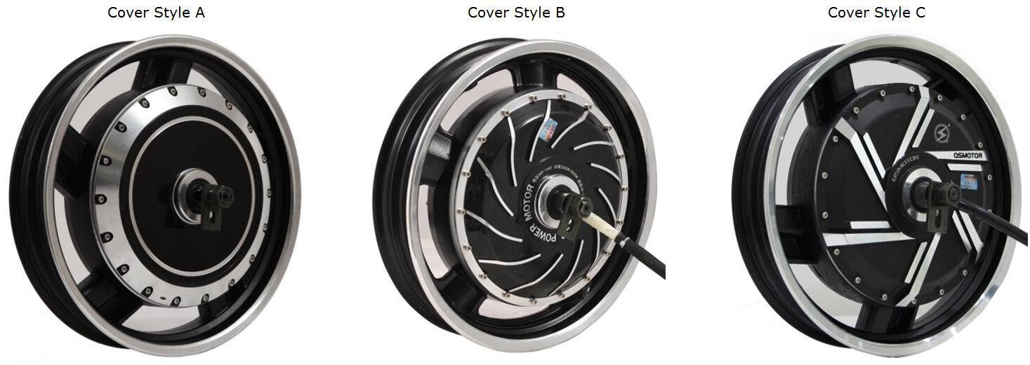 16inch Scooter Motor Cover