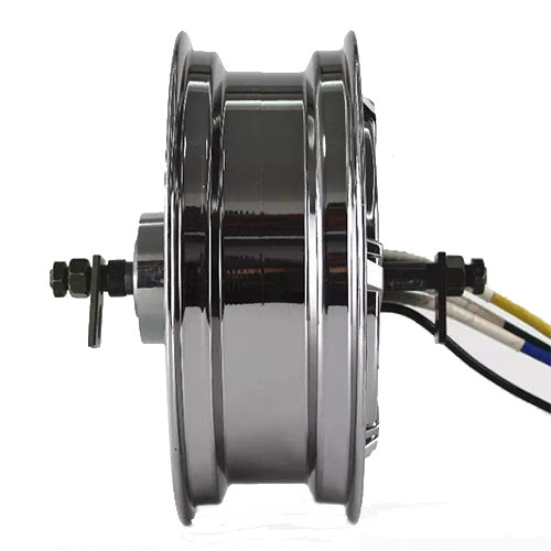 12kw scooter motor