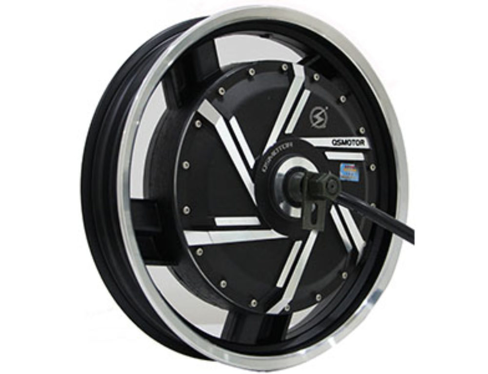 16inch 6000W Scooter Motor