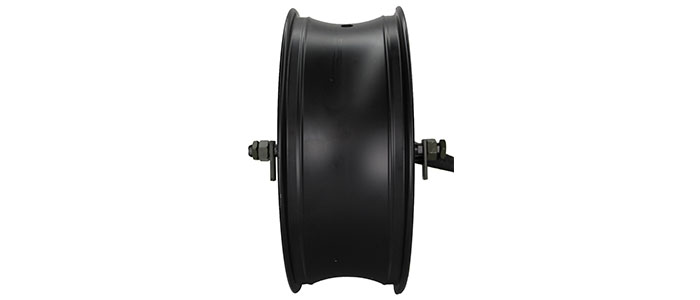 17 inch 12KW Hub Motor for super motorbike, motorcycle, scooter up