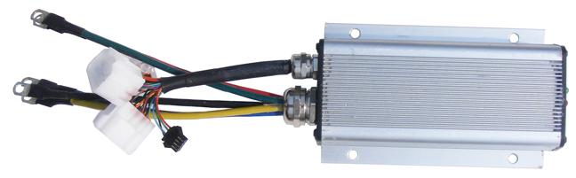 Kelly Controller KLS7218S, Sinusoidal Controller for DC Brushless